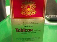Thuốc bổ mắt Tobicom uống có tốt không?