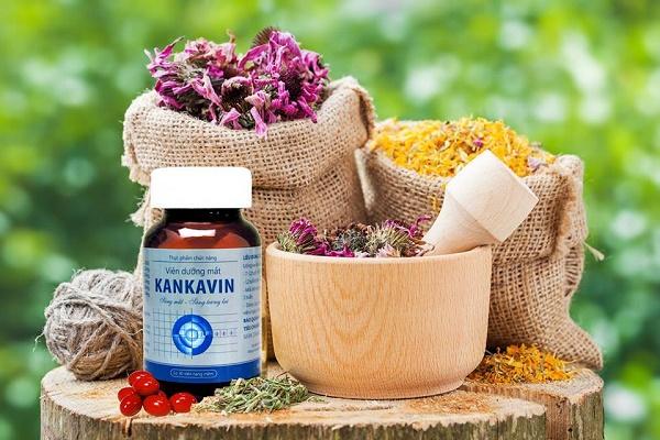 Thành phần quan trọng của thuốc bổ mắt KANKAVIN
