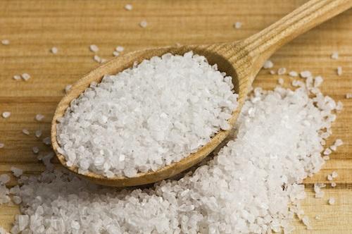 Hạn chế thức ăn chứa nhiều muối