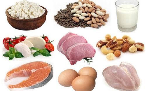 Hạn chế ăn thức ăn giàu protein