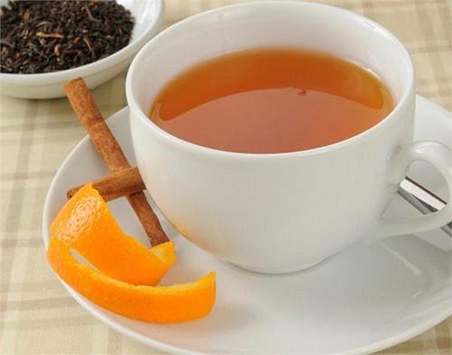 Chữa tiêu chảy bằng trà vỏ cam