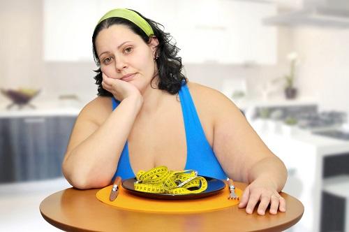 Thừa cân, béo phì cũng là nguyên nhân dẫn đến khô khớp