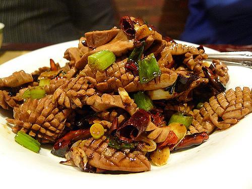 Món ăn tăng cường sinh lý nam - Gan heo xào với câu kỷ tử