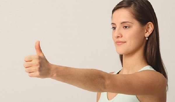 Bài tập Yoga cho mắt
