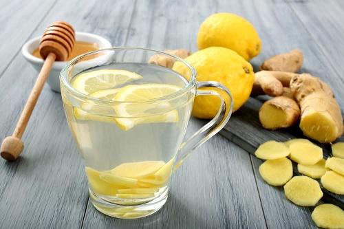 Chữa viêm phổi hiệu quả bằng nước chanh