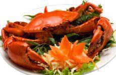 Cua biển giúp tăng cường sinh lý