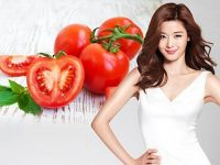 Cà chua đẹp da