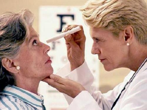 Tác dụng của các loại thuốc bổ mắt dành cho người già