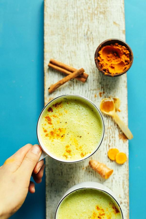 #1 Cách uống tinh bột nghệ vàng chữa đau dạ dày【PHẢI ĐỌC】