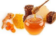 Chữa bệnh gan nhiễm mỡ bằng nghệ vàng và mật ong