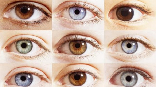 Nhận biết sức khỏe Tốt Xấu thông qua màu sắc đôi mắt