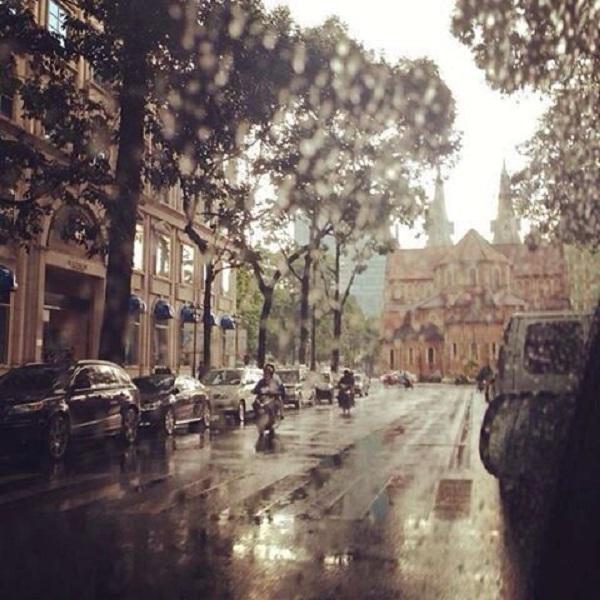 Những thành phố mặc mưa gió vẫn chào đón bạn với khung cảnh tuyệt đẹp 4