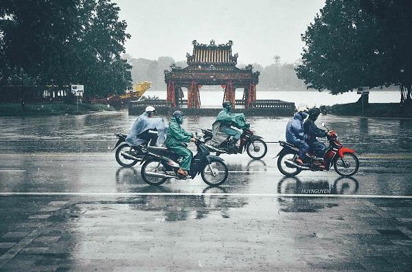 Những thành phố mặc mưa gió vẫn chào đón bạn với khung cảnh tuyệt đẹp 6