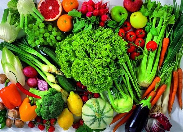 TOP 5 Loại rau củ quả ăn vào hết YẾU SINH LÝ [Update 2018]