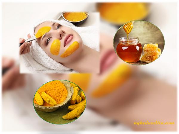 Tự chế mặt nạ dưỡng da tại nhà