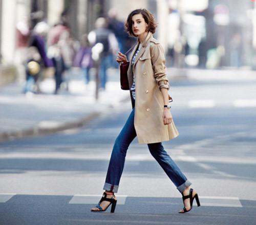 Kiểu tóc hiện đại của nữ giới Pháp