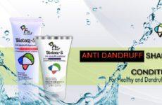 Cách sử dụng dầu gội trị gàu Bioteez-S Shampoo 75ml