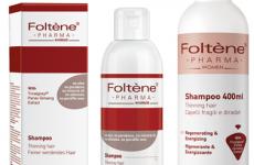 dầu gội ngăn rụng tóc Foltène Shampoo For Women