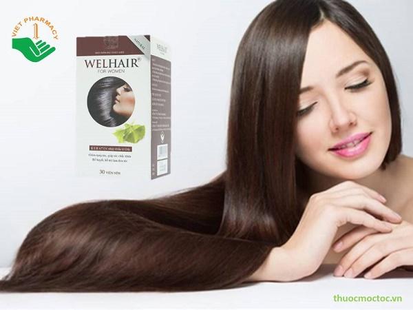 Công dụng thuốc mọc tóc Welhair For Women