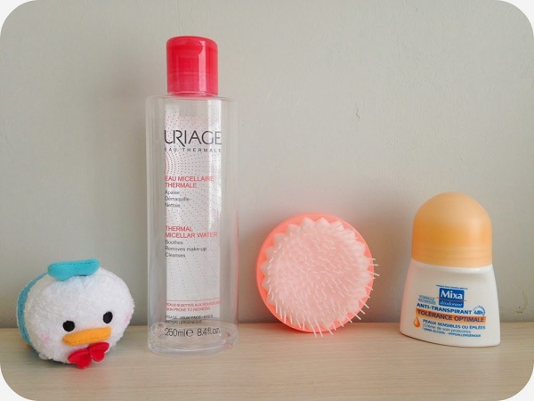 Uriage EAU Micellaire Thermal Pink