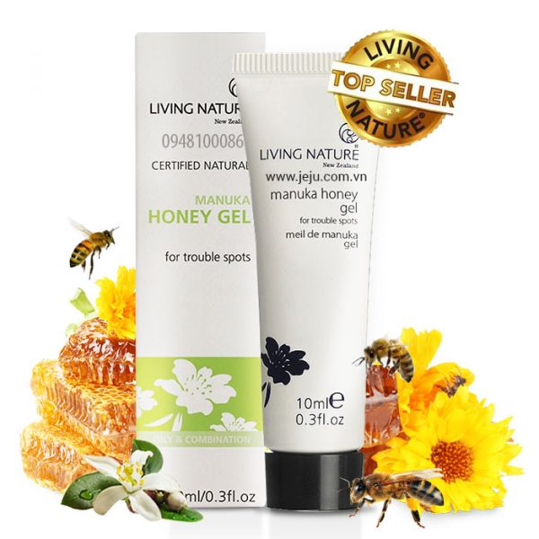 Gel trị mụn Manuka Honey Gel
