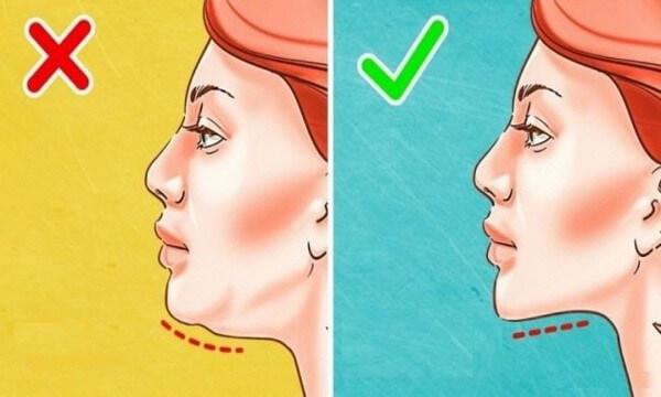 Nguyên nhân và cách giảm béo vùng mặt tại nhà
