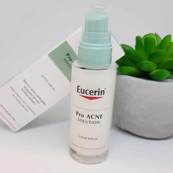 Tinh chất trị mụn Eucerin Pro Acne Super Serum