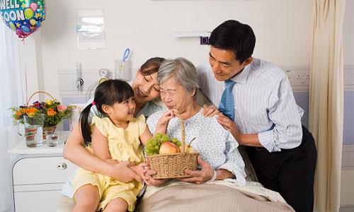 Quà tặng ý nghĩa cho người bị ốm