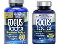 Review thuốc bổ não Focus Factor của Mỹ