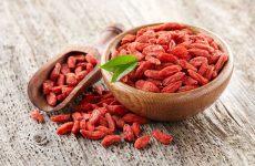 Món ăn bài thuốc từ kỷ tử đỏ