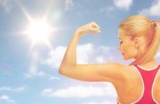Lợi ích của việc tắm nắng buổi sáng mỗi ngày