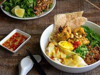 Hướng dẫn cách nấu mì Quảng tại nhà ngon đúng chuẩn