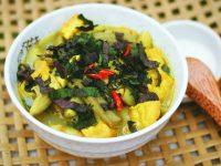 Cách nấu món nấu ốc chuối đậu thơm ngon