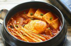 Hướng dẫn cách nấu canh kim chi Hàn Quốc chuẩn vị