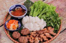 Hướng dẫn cách làm món bún chả thơm ngon đúng chuẩn Hà Nội