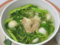 Món ăn thuốc hiệu quả từ khoai môn, khoai sọ